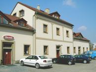 Rekonstrukce statku Horní Počernice
